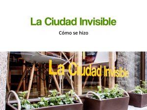 thumbnail of La Ciudad Invisible