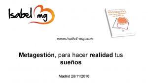 thumbnail of Metagestión SUN PARTY